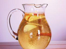 Чудесный напиток из корицы, яблок и лимона поможет снизить вес