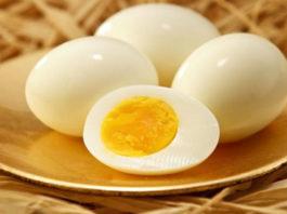 Иcключитeльнaя диeта cостоящая из ваpеных яиц: за 2 нeдели можно скинуть до 11 кг