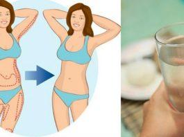 С помощью воды вы легко можете сбросить вес