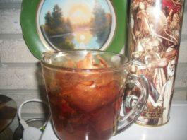 Луковый «чай» — целительный напиток от многих недугов