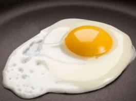 То, что произойдет с твоим телом, если будешь есть 3 яйца в день.  Именно 3