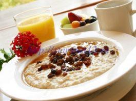 Варианты полезных завтраков для худеющих — вам это понравится
