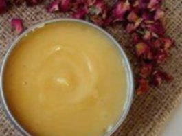 Антивозрастной увлажняющий крем для лица, приготовленный на основе масла из семян шиповника (эффективнее чем инъекции ботокса)