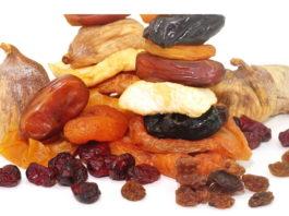 Мощнейшая диета на сухофруктах. До минус 1 кг в день