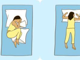 9 поз для сна, которые помогут избавиться вам от недугов